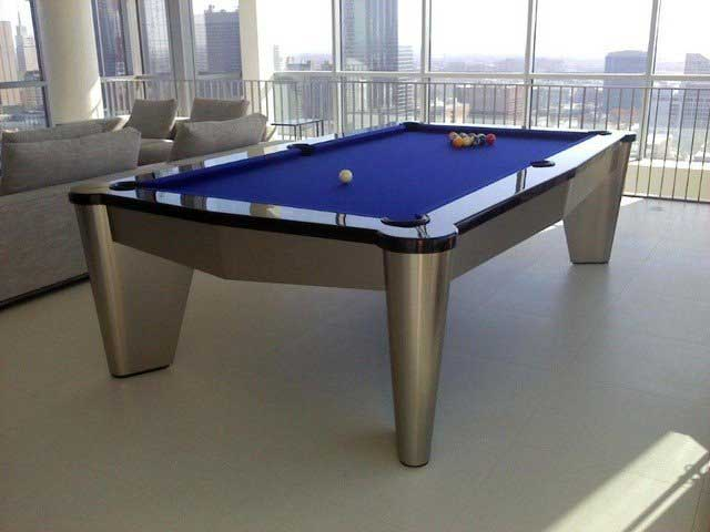 Dover pool table repair and services